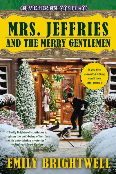 Mrs. Jeffries and the Merry Gentlemen (Hardcover)