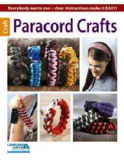 Paracord Crafts (Paperback)