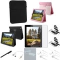 BasAcc Case/ Protector/ Splitter/ Headset/ Stylus for Apple iPad 1