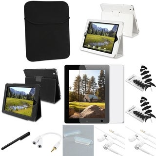 Case/ Protector/ Splitter/ Headset/ Stylus for Apple iPad 2