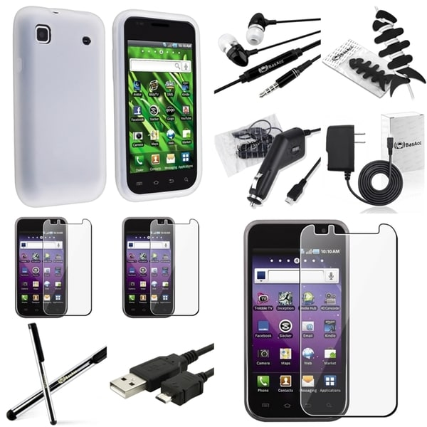 BasAcc Case/ Charger/ Headset for Samsung Galaxy S Blaze 4G T769V