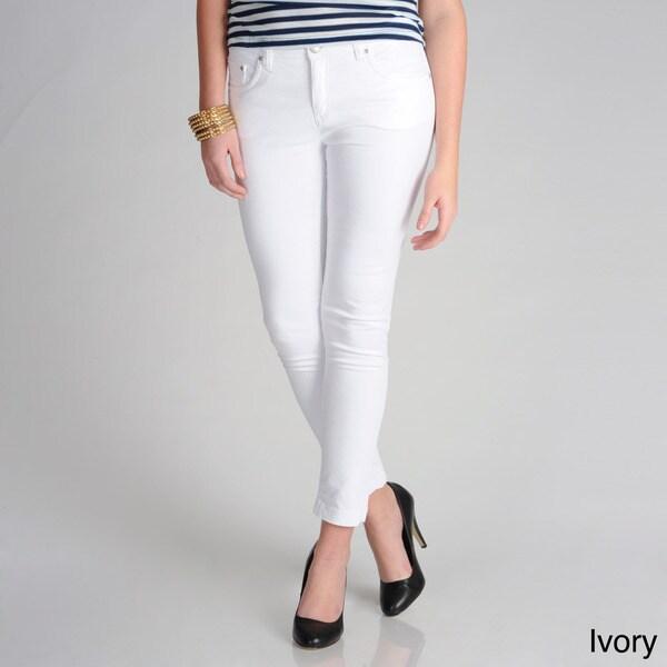 Randy Kemper Women's Missy Fit Skinny Denim Pants