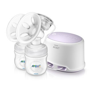 Philips AVENT SCF334/04 BPA Free Comfort Double Electric Breast Pump