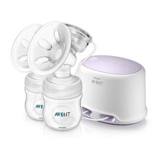 Philips AVENT SCF334/04 BPA Free Comfort Double Electric Breast Pump