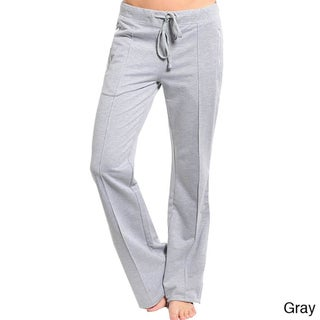 Stanzino Women's Drawstring Lounging Pants