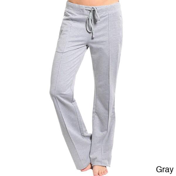 Stanzino Women's Drawstring Lounging Pants