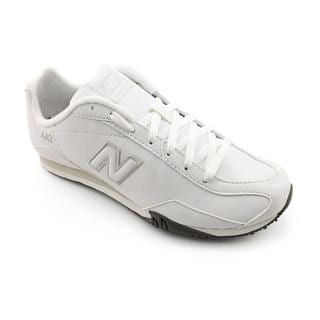 New Balance Women's 'CW442' Leather Athletic Shoe - Wide