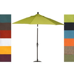 Phat Tommy 7.5-foot Pacifica Fabric Aluminum Umbrella