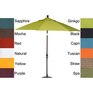 Phat Tommy 11-foot Pacifica Fabric Aluminum Umbrella