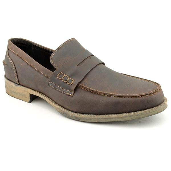 Charles David Men's 'Gene' Leather Casual Shoes (Size 9.5)