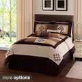 Breckenridge Micro-Plush 7-piece Comforter Set