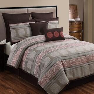 Pauline Spice 8-piece Comforter Set