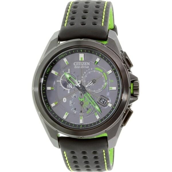 Citizen Men's 'Proximity' Eco-Drive Bluetooth Watch