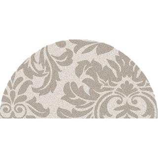 Hand-tufted Bay Leaf Modena Wool Rug (2' x 4' Hearth)