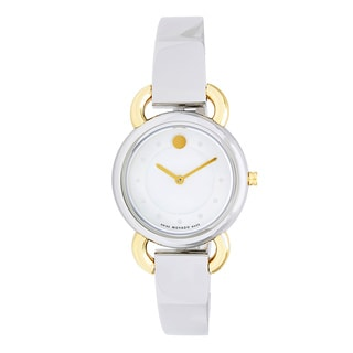 Movado Women's Linio Two-Tone Stainless Steel Watch