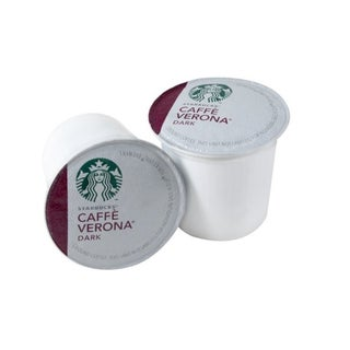 Starbucks Cafe Verona Coffee 96 K-Cups for Keurig Brewers