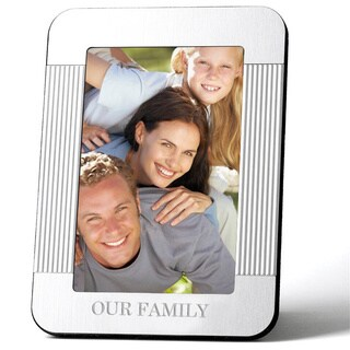 "3.5"" x 5"" Engraved Picture Frame"