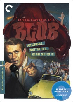 The Blob - The Criterion Collection (Blu-ray Disc)