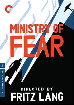 Ministry Of Fear (DVD)
