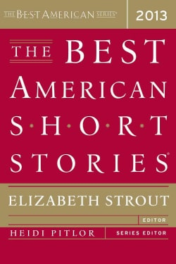 The Best American Short Stories 2013 (Hardcover)