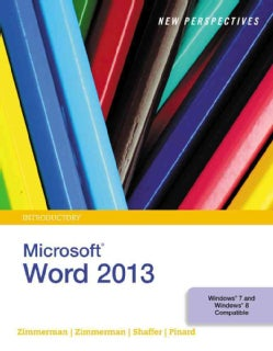 New Perspectives on Microsoft Word 2013: Introductory (Paperback)