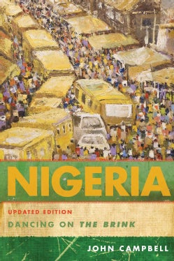Nigeria: Dancing on the Brink (Hardcover)