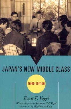 Japan's New Middle Class (Paperback)