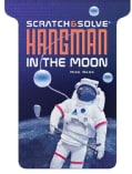 Scratch & Solve Hangman in the Moon (Paperback)