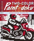 Two-Color Paint-doku (Paperback)