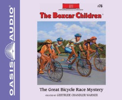 The Great Bicycle Race Mystery (CD-Audio)