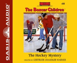 The Hockey Mystery (CD-Audio)