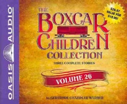 The Boxcar Children Collection / The Great Bicycle Race Mystery, The Mystery of the Wild Ponies, The Mystery in th... (CD-Audio)