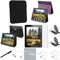 BasAcc Case/ Protector/ Splitter/ Headset/ Sleeve for Apple iPad 2