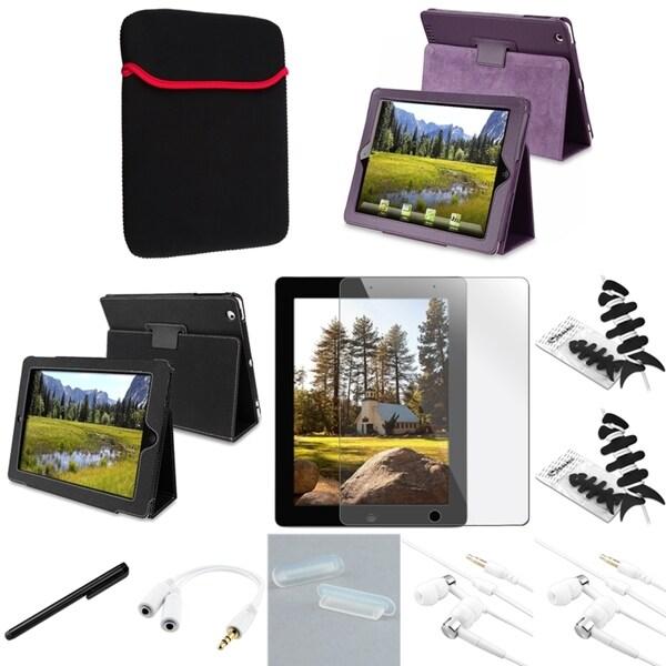 BasAcc Case/ Protector/ Splitter/ Headset/ Sleeve for Apple iPad 3