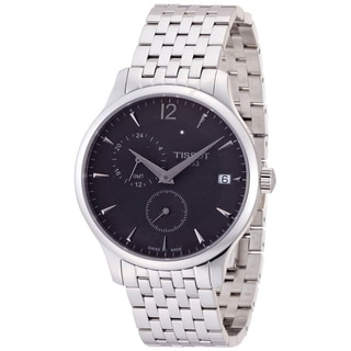 Tissot Men's Stainless Steel Tradition Watch