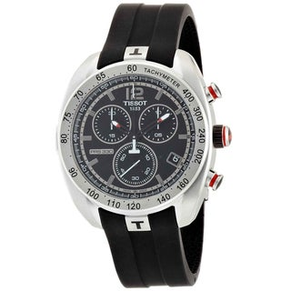 Tissot Men's T0764171705700 Stainless Steel PRS-330 Chronograph Watch