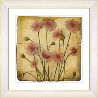 Studio Works Modern 'Vintage Botanical No. 39' Framed Print