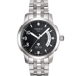 Tissot Men's Stainless Steel T-Sport PRC-200 Watch