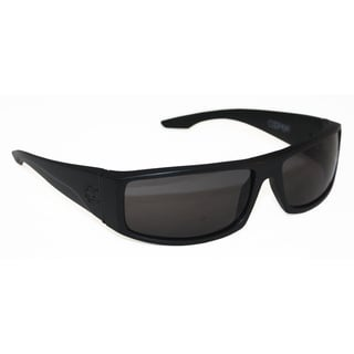 Spy Optic Men's 'Cooper' Matte Black Sunglasses