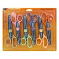 Fiskars Classic Paper Edger Scissors (Set of 6)