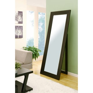 72-inch Bold Contemporary Cheval Mirror