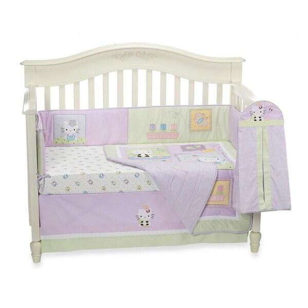 Lambs & Ivy Hello Kitty & Friends 5-piece Crib Bedding Set