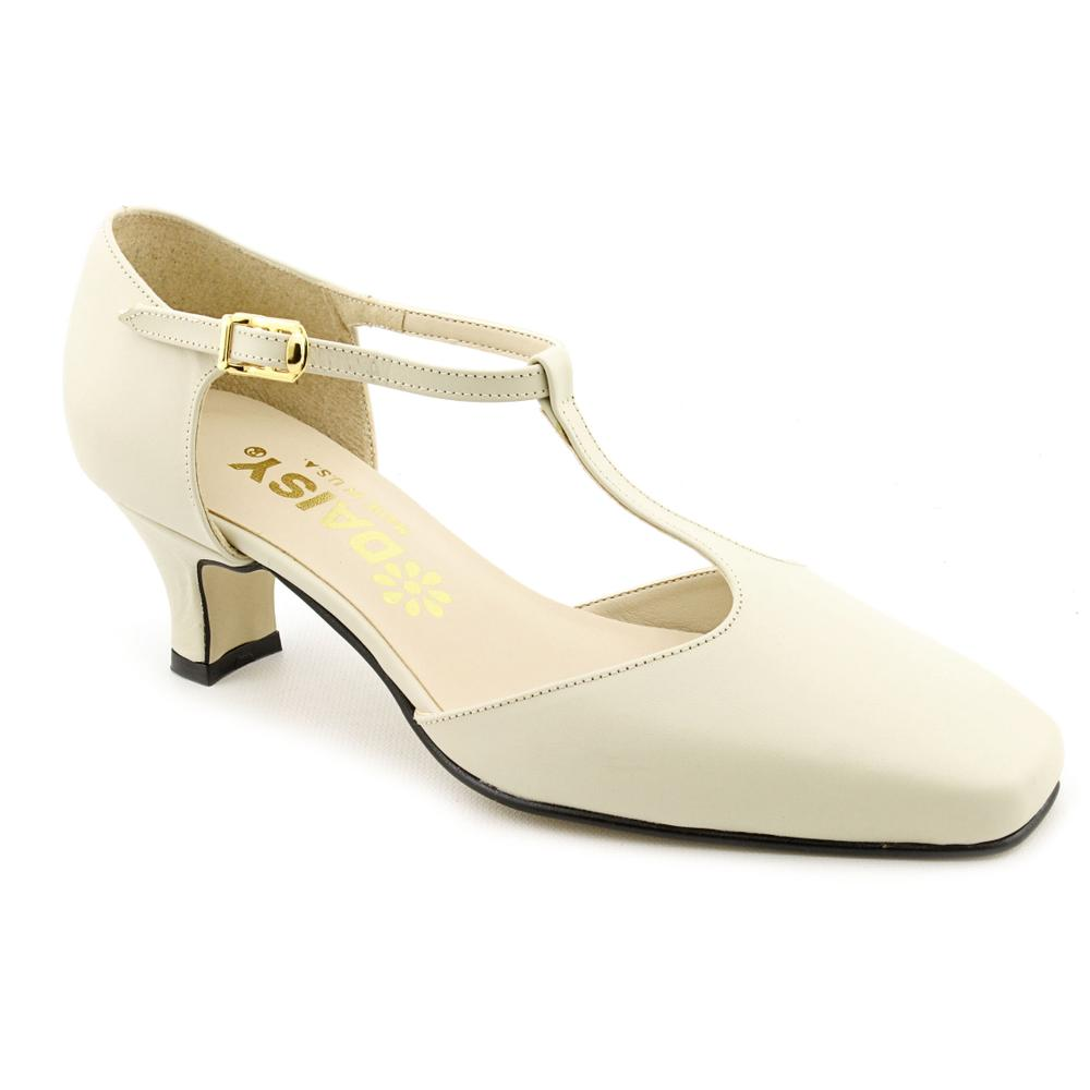 Daisy Women's 'Model T' Patent Leather Dress Shoes - Wide (Size 6.5