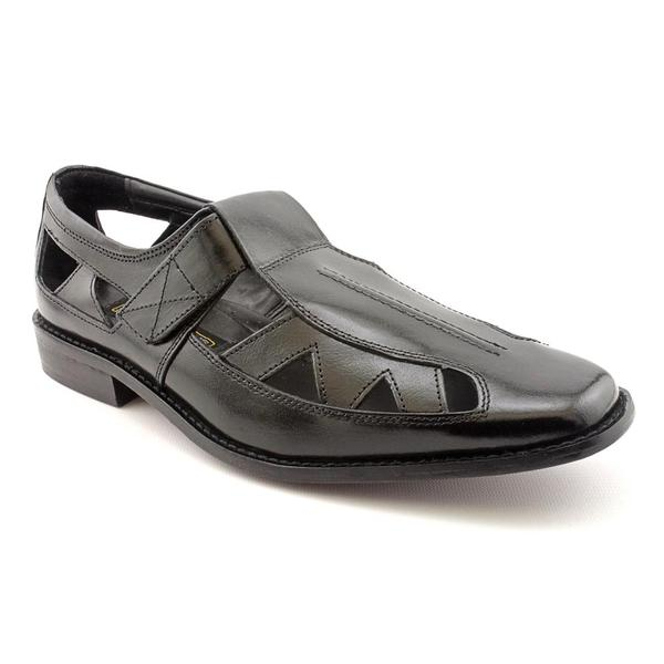 Stacy Adams Men's 'Valencia' Leather Dress Shoes (Size 15)