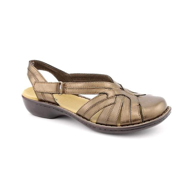 Clarks Women's 'Ina Charm' Leather Sandals (Size 8.5)