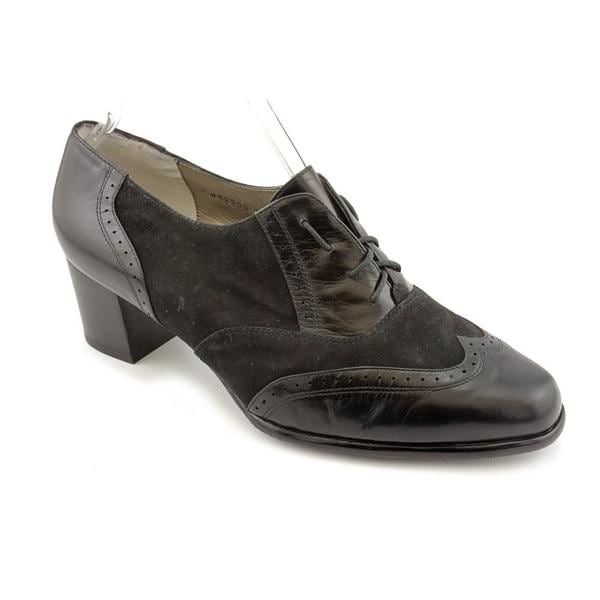 Ros Hommerson Women's 'Nellie' Leather Dress Shoes - Narrow (Size 12)