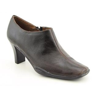 Aerosoles Women's 'Cinchuation' Synthetic Boots (Size 11)