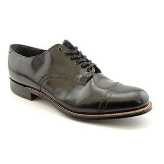 Stacy Adams Men's 'Madison' Leather Dress Shoes (Size 11)