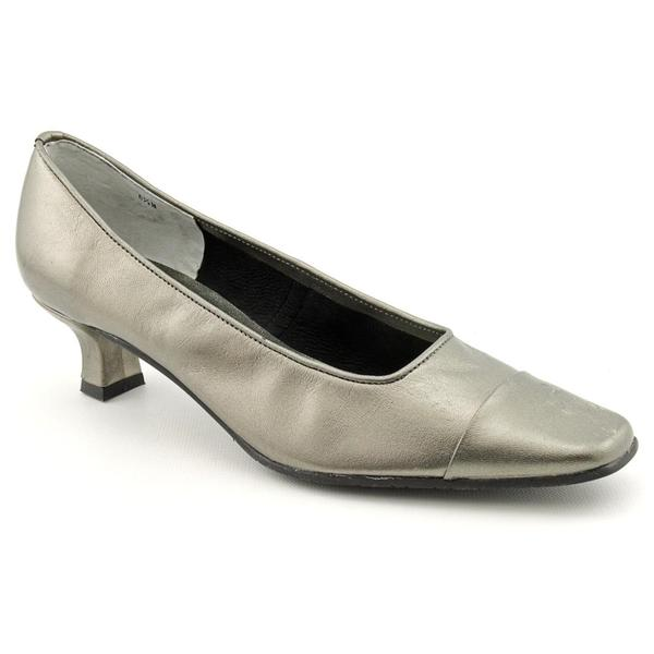 Mezzo Women's 'Heel' Leather Dress Shoes (Size 6.5)