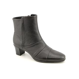 Munro American Women's 'Faith' Leather Boots - Extra Narrow (Size 10.5)